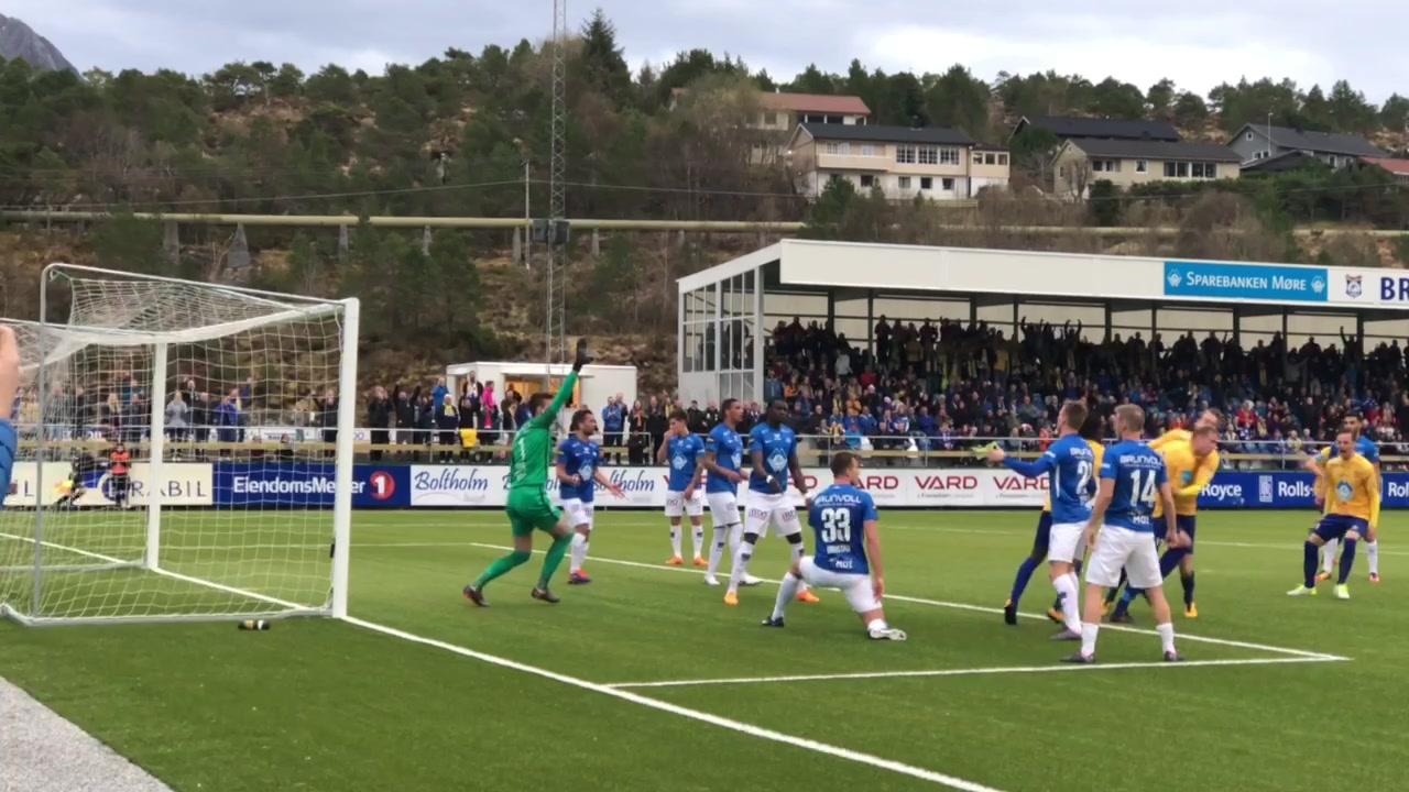 Brattvåg slo ut Molde av cupen