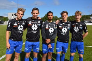 Tida inne for BIL sine «Young guns»