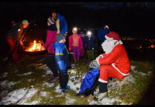 Adventstur til Åsen