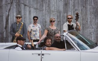 Ray & the 50's til Eidsvikafestivalen