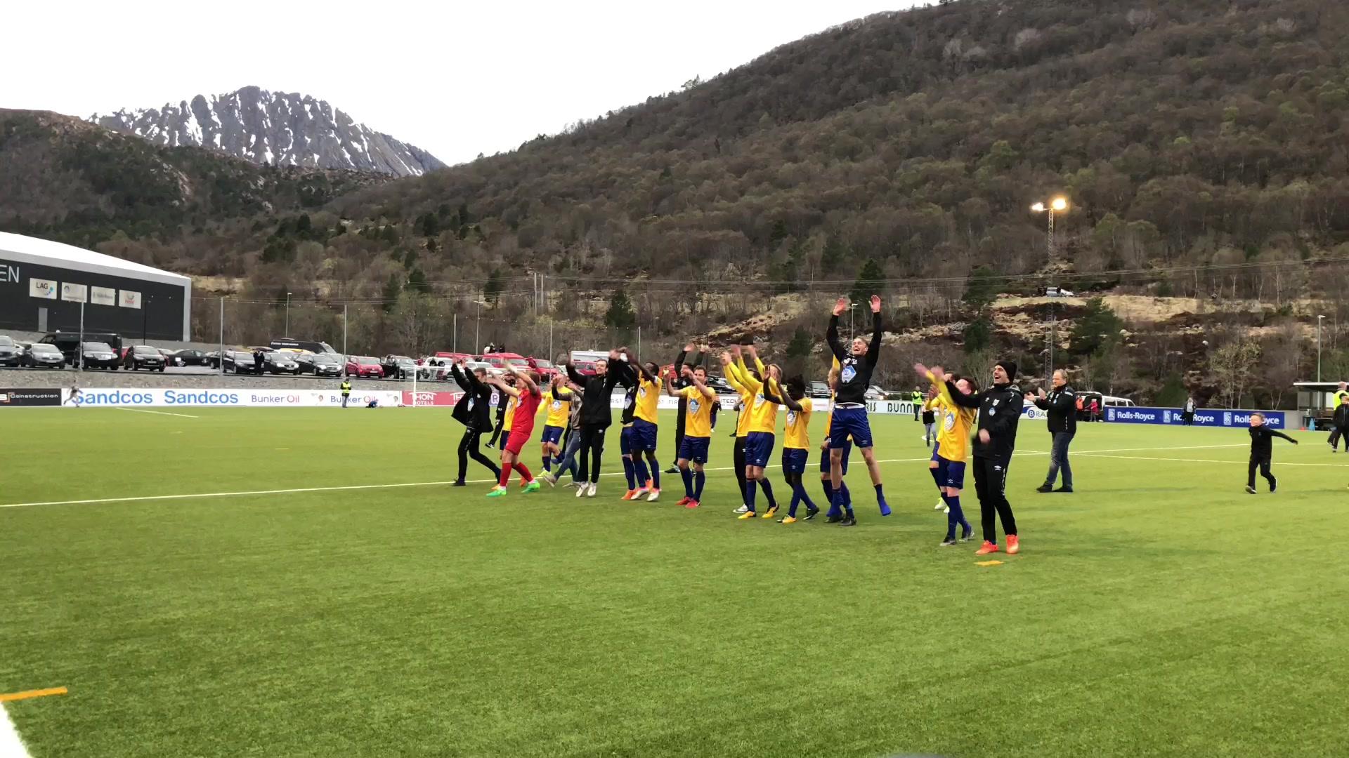 Brattvåg slår ut Molde frå cupen