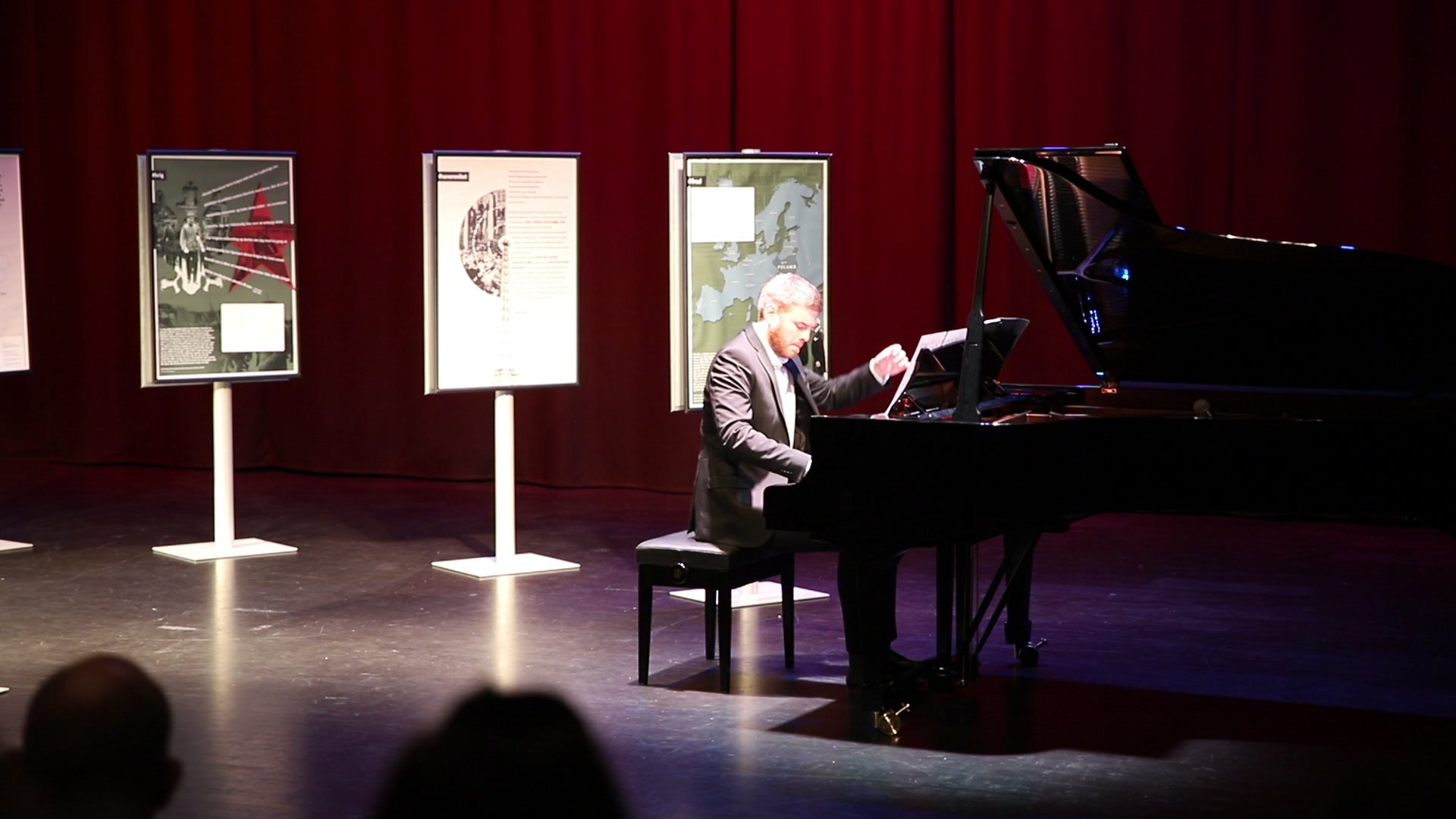 Kato Flem speller klassisk polsk musikk